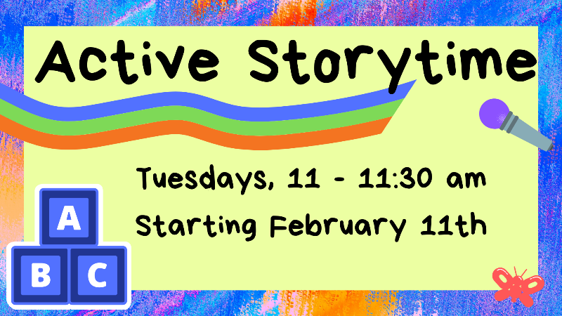 Active Storytime