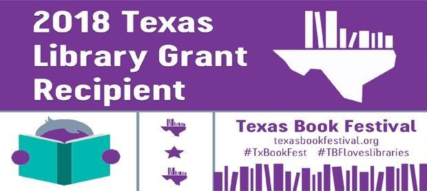 2018 Texas Library Grant Recipient