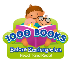 One Thousand Books Before Kindergarten