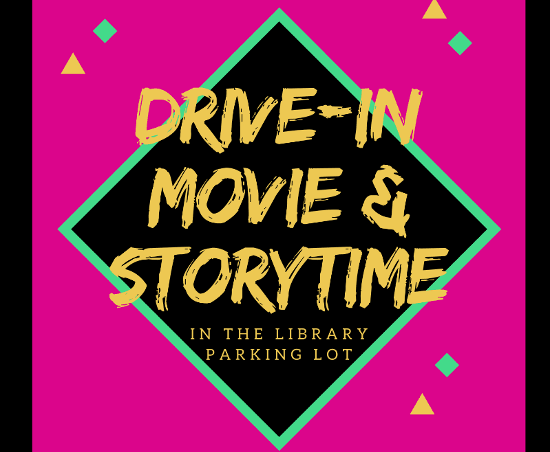 Drive-In Movie and Storytime